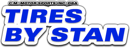 Tires By Stan - logo